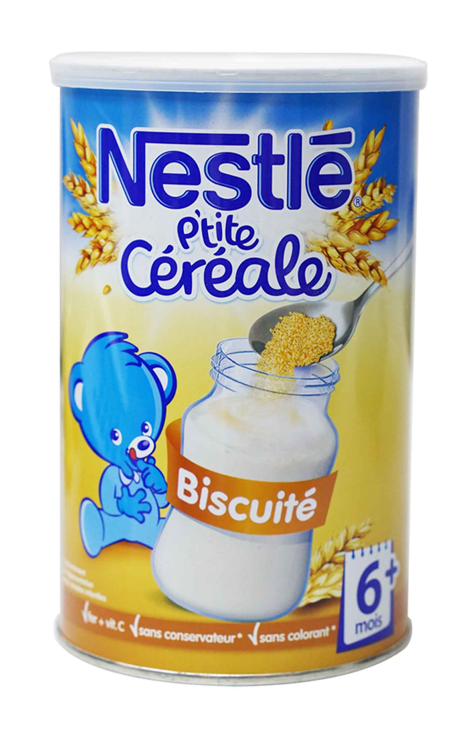 BỘT NGŨ CỐC NESTLE BISCUIT 400G