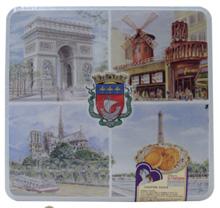 Hộp 4 Thắng Cảnh Paris