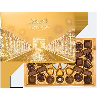 lindor chocolat blanc